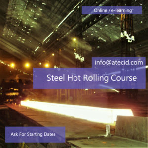 Steel Hot Rolling Course