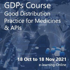 GDP Medicines Course
